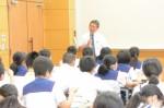 令和元年度体験入学<那珂川中学校・天拝中学校・二日市中学校>【90】