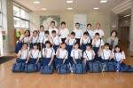 令和元年度体験入学<那珂川中学校・天拝中学校・二日市中学校>【92】