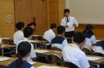 令和元年度体験入学<大野東中学校>【8】