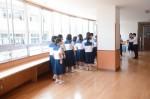 令和元年度体験入学<大野東中学校>【19】