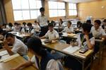 令和元年度体験入学<大野東中学校>【26】