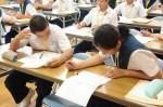 令和元年度体験入学<大野東中学校>【27】