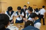 令和元年度体験入学<大野東中学校>【37】