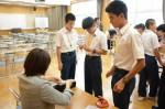 令和元年度体験入学<大野東中学校>【41】