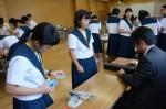令和元年度体験入学<大野東中学校>【42】