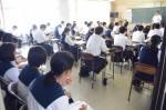 令和元年度体験入学<大野東中学校>【44】