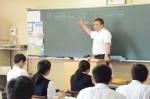 令和元年度体験入学<大野東中学校>【46】