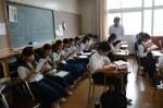 令和元年度体験入学<大野東中学校>【49】