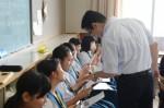 令和元年度体験入学<大野東中学校>【50】