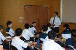 令和元年度体験入学<大野東中学校>【64】