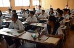 令和元年度体験入学<大野東中学校>【66】