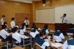 令和元年度体験入学<大野東中学校>【70】
