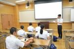 令和元年度体験入学<甘木中学校>【2】