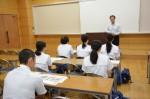 令和元年度体験入学<甘木中学校>【5】
