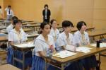 令和元年度体験入学<甘木中学校>【7】