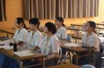 令和元年度体験入学<甘木中学校>【10】