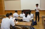 令和元年度体験入学<甘木中学校>【12】