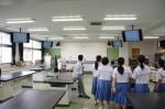 令和元年度体験入学<甘木中学校>【15】