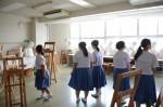 令和元年度体験入学<甘木中学校>【28】