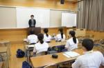 令和元年度体験入学<甘木中学校>【31】