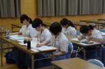 令和元年度体験入学<甘木中学校>【32】