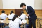 令和元年度体験入学<甘木中学校>【34】