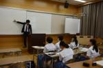 令和元年度体験入学<甘木中学校>【39】