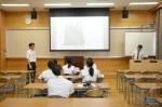 令和元年度体験入学<甘木中学校>【52】