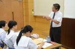 令和元年度体験入学<甘木中学校>【61】