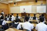 令和元年度体験入学<筑紫丘中学校>【6】