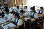 令和元年度体験入学<筑紫丘中学校>【12】