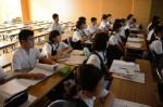 令和元年度体験入学<筑紫丘中学校>【15】