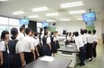 令和元年度体験入学<筑紫丘中学校>【18】