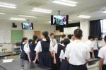 令和元年度体験入学<筑紫丘中学校>【19】
