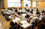 令和元年度体験入学<筑紫丘中学校>【26】