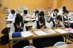 令和元年度体験入学<筑紫丘中学校>【28】