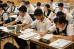 令和元年度体験入学<筑紫丘中学校>【31】