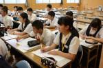 令和元年度体験入学<筑紫丘中学校>【32】