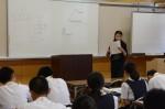 令和元年度体験入学<筑紫丘中学校>【33】