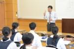 令和元年度体験入学<筑紫丘中学校>【34】