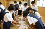 令和元年度体験入学<筑紫丘中学校>【37】