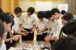 令和元年度体験入学<筑紫丘中学校>【40】
