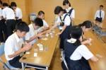 令和元年度体験入学<筑紫丘中学校>【43】