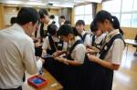 令和元年度体験入学<筑紫丘中学校>【44】