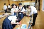 令和元年度体験入学<筑紫丘中学校>【45】