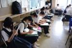 令和元年度体験入学<筑紫丘中学校>【47】