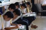 令和元年度体験入学<筑紫丘中学校>【48】