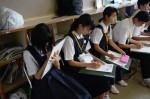 令和元年度体験入学<筑紫丘中学校>【49】