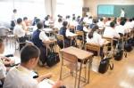 令和元年度体験入学<筑紫丘中学校>【56】
