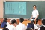 令和元年度体験入学<筑紫丘中学校>【57】